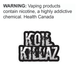 Koil Killaz Koil Killaz Freebase 30ML