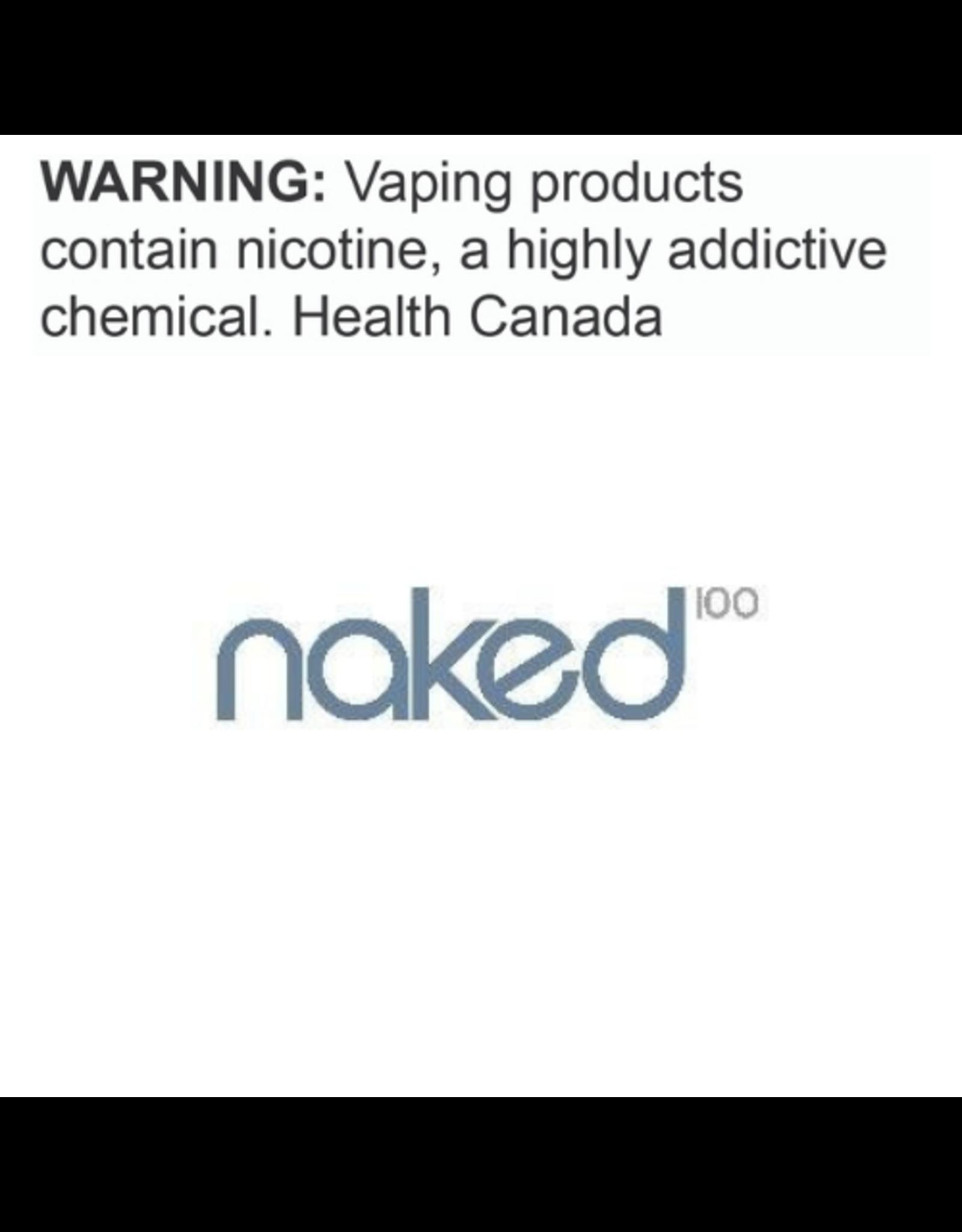 Naked 100 Naked100 Freebase 30ML
