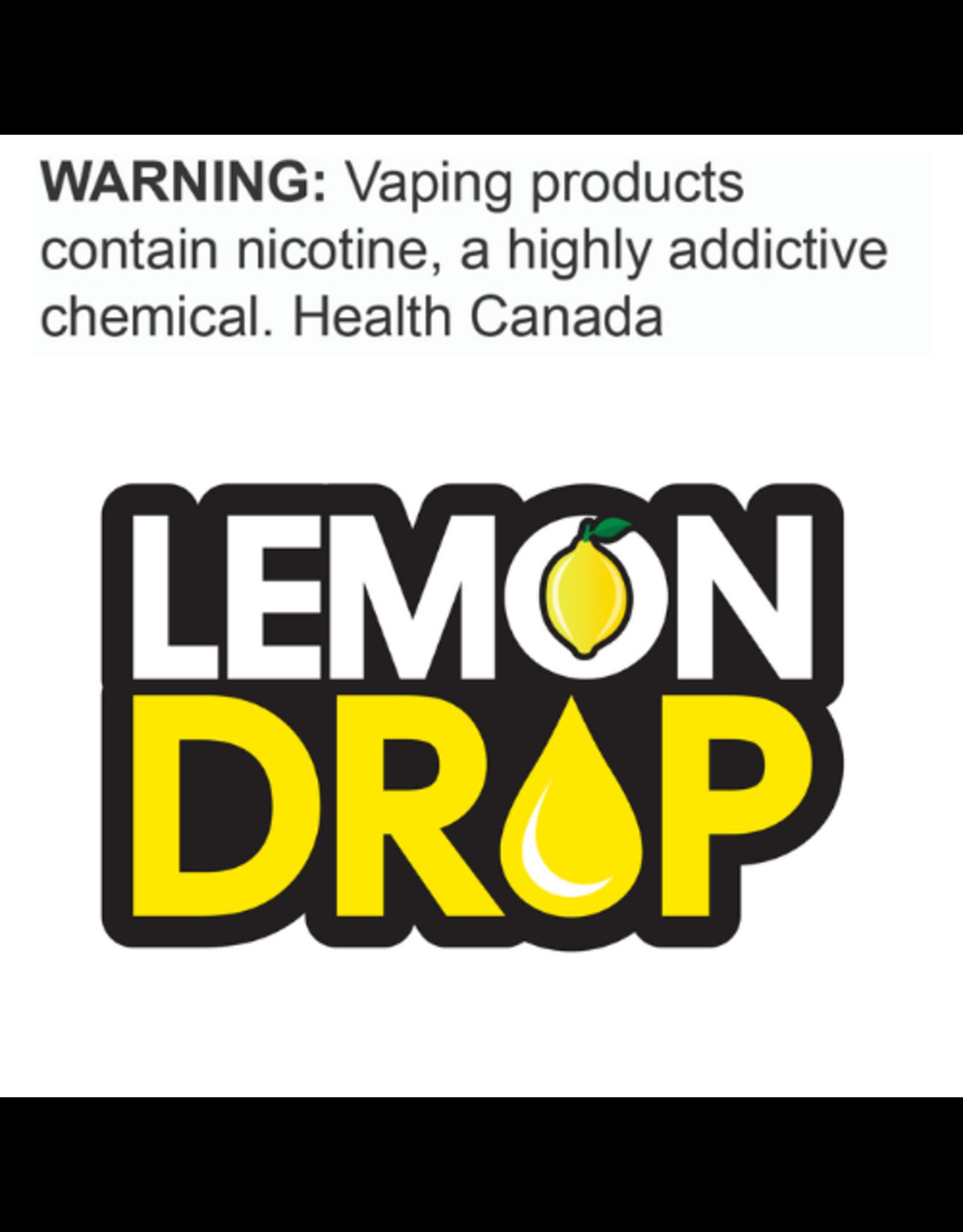 Lemon Drop Lemon Drop Freebase 30ML