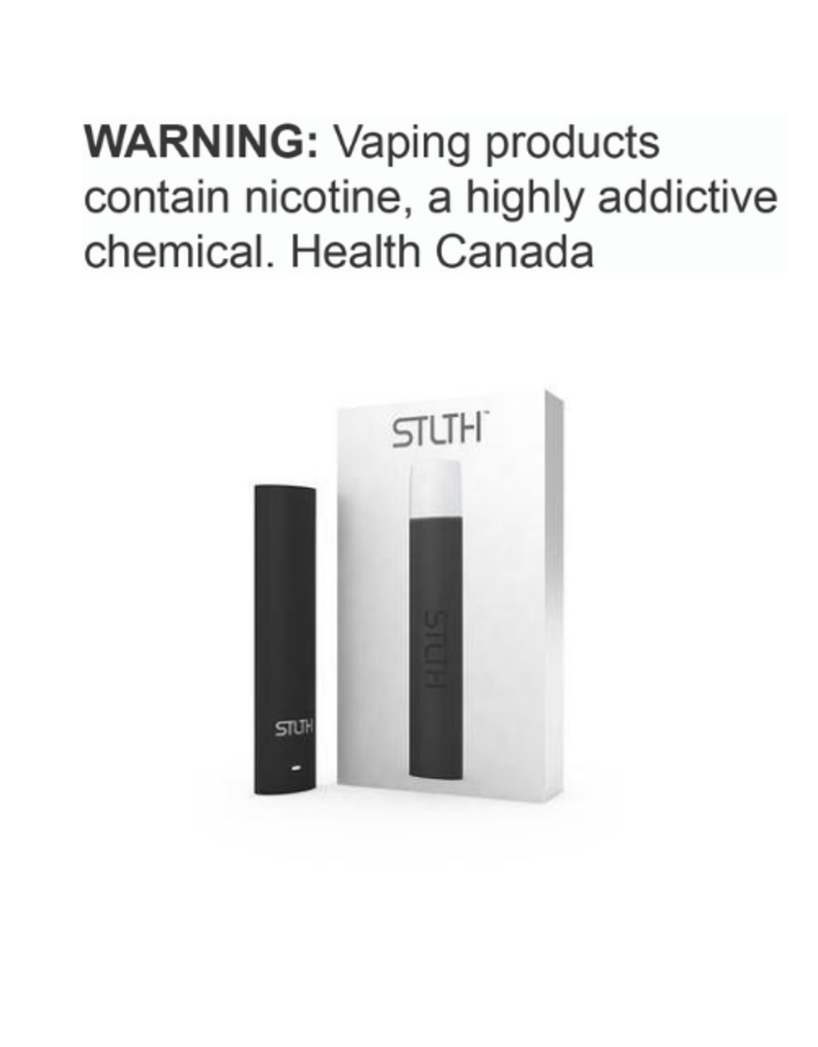 STLTH STLTH - Device Only