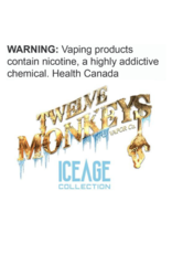 Twelve Monkeys Twelve Monkeys Oasis Ice age Salt