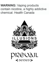 Illusions Illusions Prevail Series Salt Nicotine