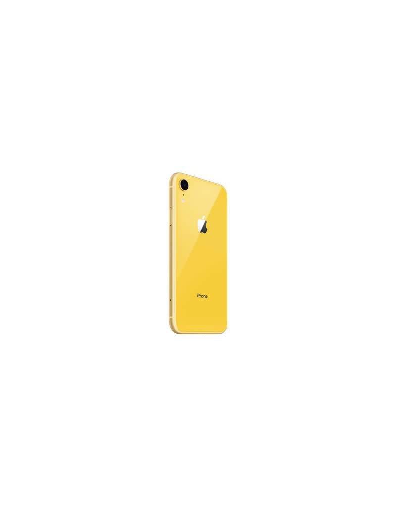 iPhone Xr, 128GB, Yellow