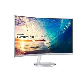 "Samsung 27"" Curved Monitor -"