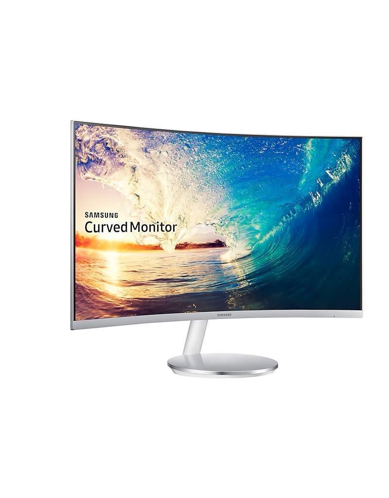 """Samsung 27"""" Curved Monitor -"""