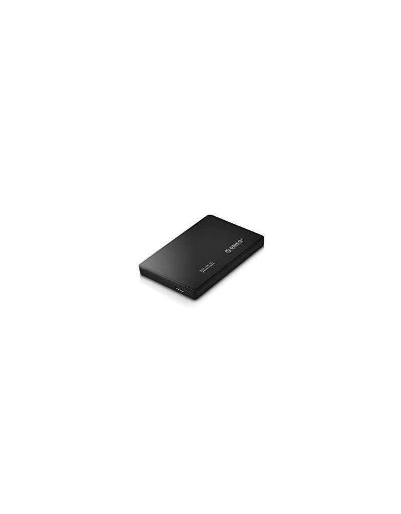 Hard Drive Case - SATA 2.5 USB black