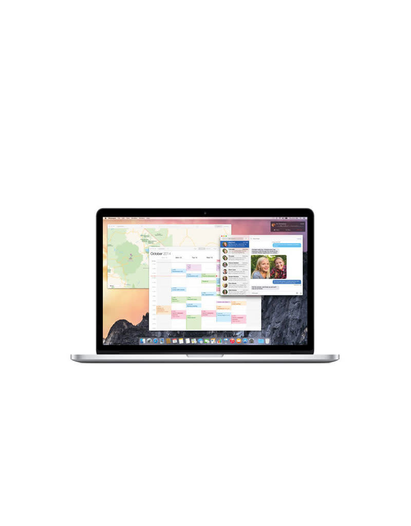 Macbook Pro Retina 15 2.0Ghz QC i7 8Gb/256Gb (2013)