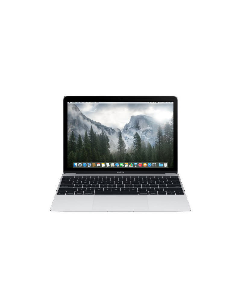 Macbook 1.1Ghz Core M 8Gb/256Gb 12 inch (2015) - Silver