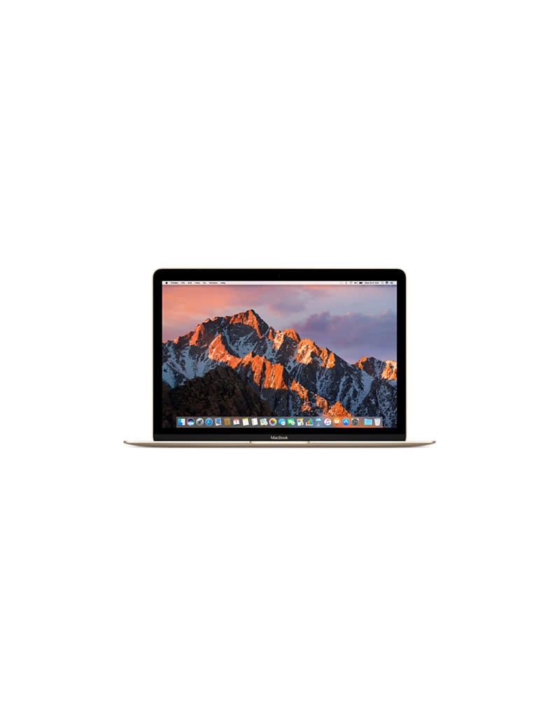 Macbook 1.2Ghz Core M3 8Gb/256Gb 12 inch (2017) - Gold
