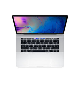 Macbook Pro Retina 15 2.6Ghz i7 6 Core 16Gb/256Gb (2019) TouchBar - Silver