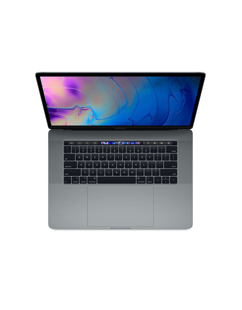 Macbook Pro Retina 15 2.6Ghz i7 6 Core 16Gb/256Gb (2019) TouchBar - Space Grey