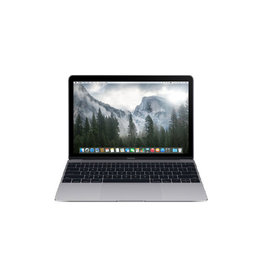 Macbook 1.2Ghz Core M 8Gb/512Gb 12 inch (2015) - Space Grey