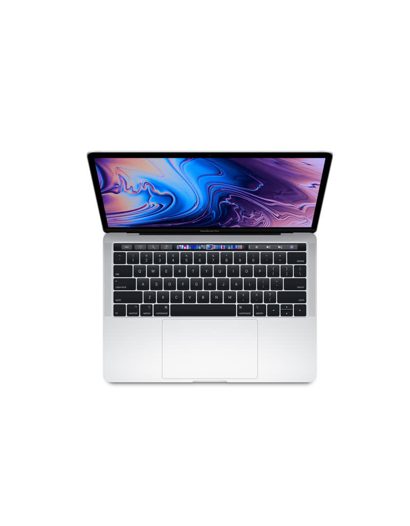 Macbook Pro Retina 13 2.4Ghz i5 QC 8Gb/256Gb (2019) Touchbar - Silver