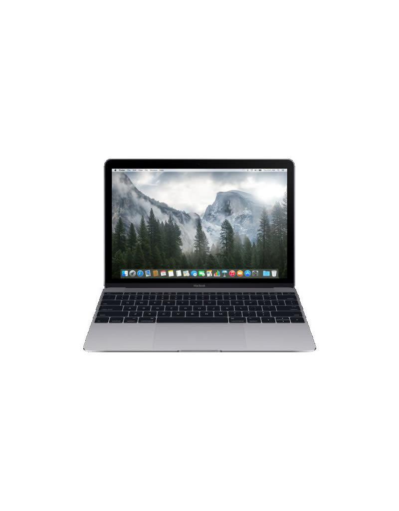 Macbook 12 1.3GHz DC M5 8GB/512GB SSD - Grey (early 2016)