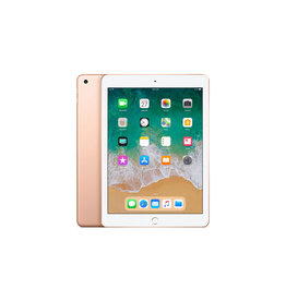 iPad 5th gen Gold cell 128gb