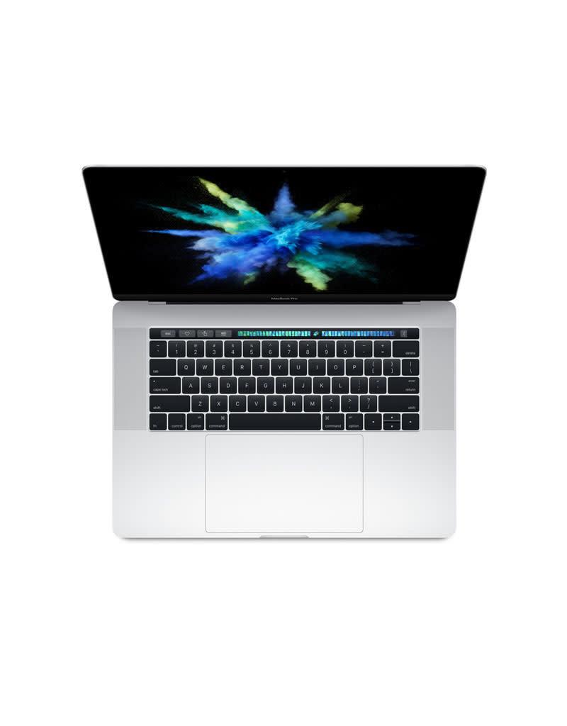 Macbook Pro Retina 15 2.6Ghz i7 6 Core 16Gb/512Gb (2018) TouchBar - Silver