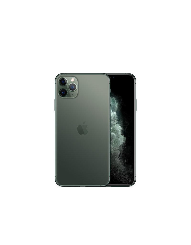 Ex Demo iPhone 11 Pro Max 256GB Midnight Green