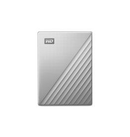 External - Western Digital - My Passport for Mac - 4TB