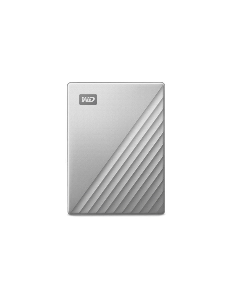 External - Western Digital - My Passport for Mac - 4TB