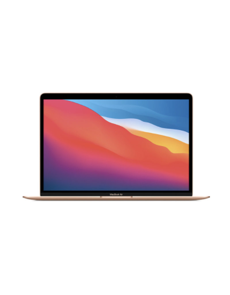 Macbook Air 13 M1 8core CPU 8GB 256GB - Gold (2020)