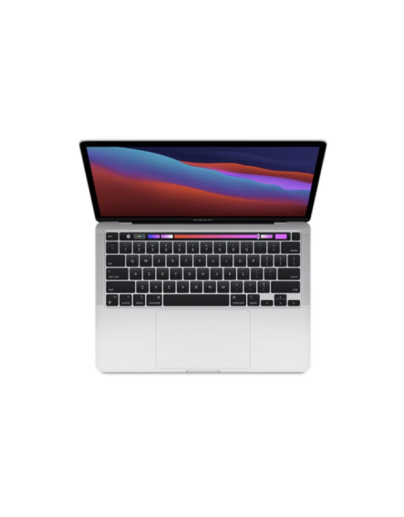 Macbook Pro 13 M1 8core CPU 8GB 256GB (2020) Touchbar - Silver