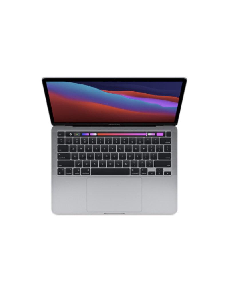 Macbook Pro 13 M1 8core CPU 8GB 512GB (2020) Touchbar - Space Grey