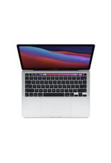 Macbook Pro 13 M1 8core CPU 8GB 512GB (2020) Touchbar - Silver
