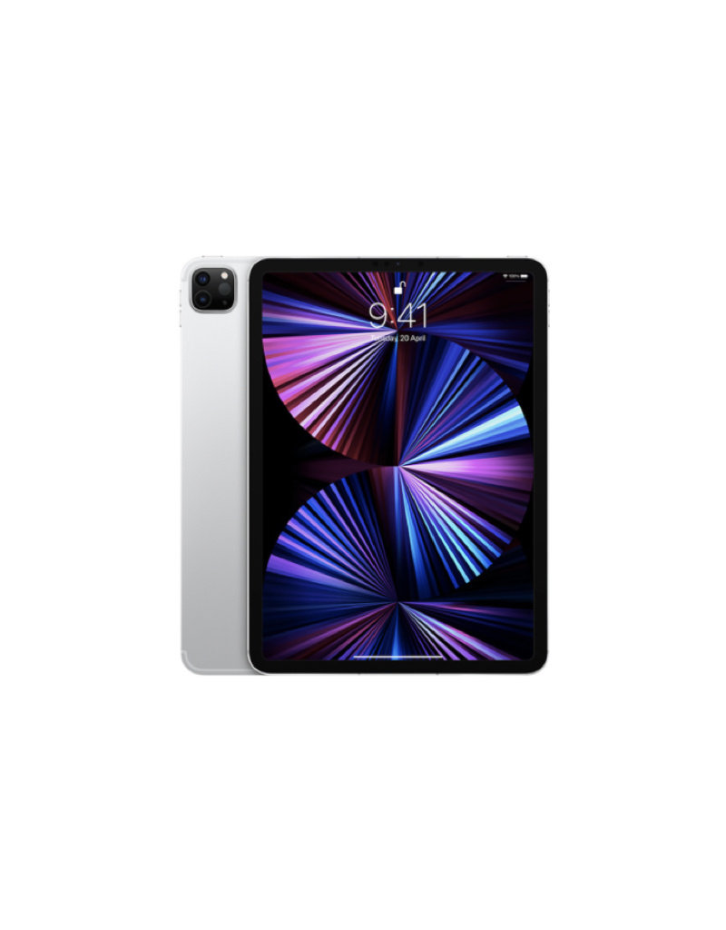"iPad Pro 11"" M1 (3rd Gen) 512GB Cellular - Silver"