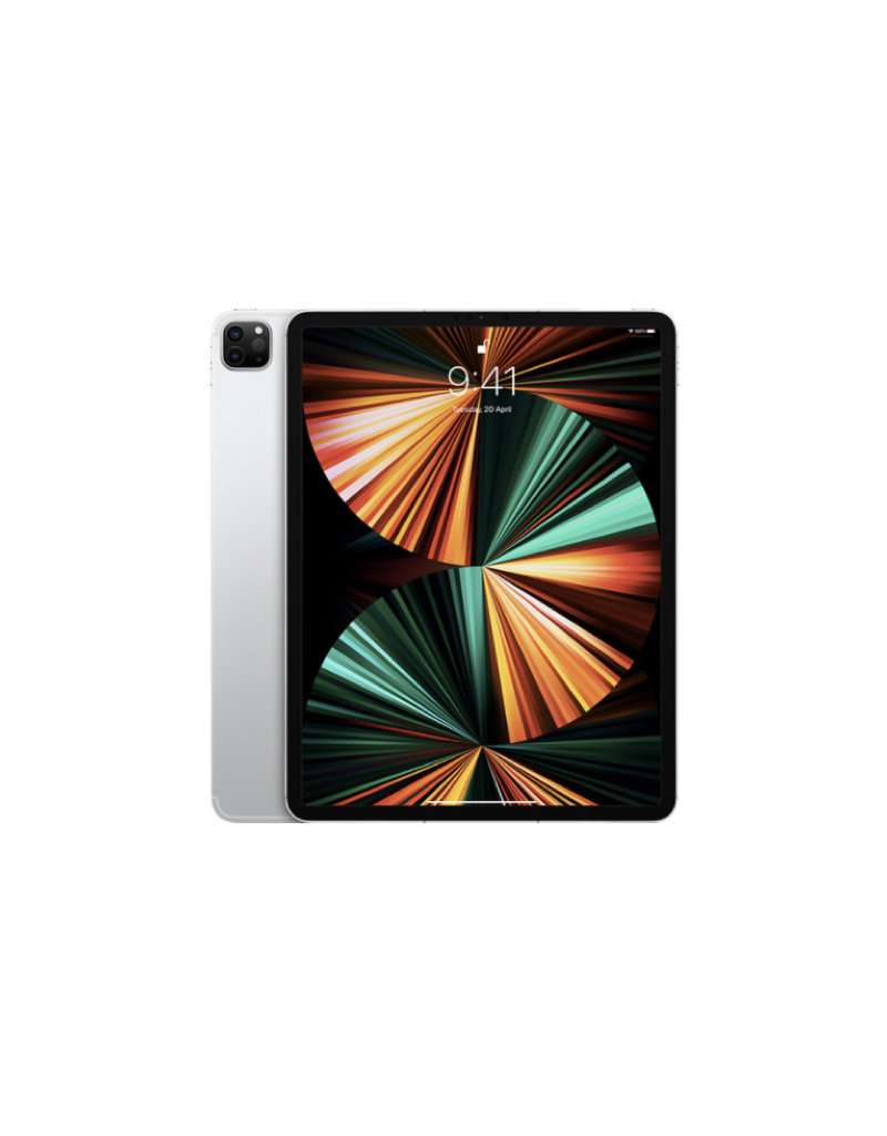 "iPad Pro 12.9"" M1 (5th Gen) 256GB Cellular - Silver"