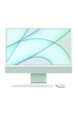 "iMac 24"" 4.5K M1 8C CPU 8C GPU 8GB RAM 256GB SSD (2021) - Green"