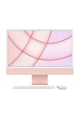 "iMac 24"" 4.5K M1 8C CPU 8C GPU 8GB RAM 256GB SSD (2021) - Pink"