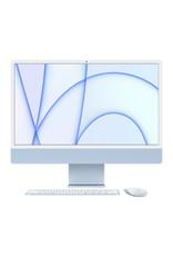 """iMac 24"""" 4.5K M1 8C CPU 8C GPU 8GB RAM 512GB SSD (2021) - Blue"""