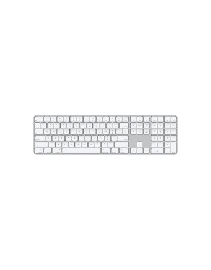 Apple - Magic Keyboard Numeric Keypad - Touch ID (M1)