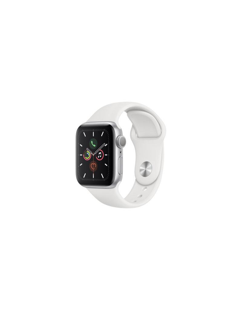 Watch Series 4 (GPS+Cellular) Alum 40mm Silver