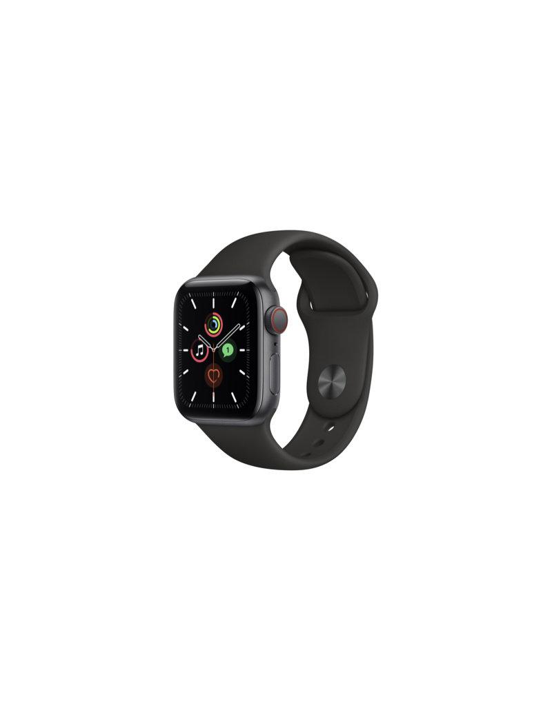 Watch Series 4 (GPS+Cellular) Alum 40mm Space Grey
