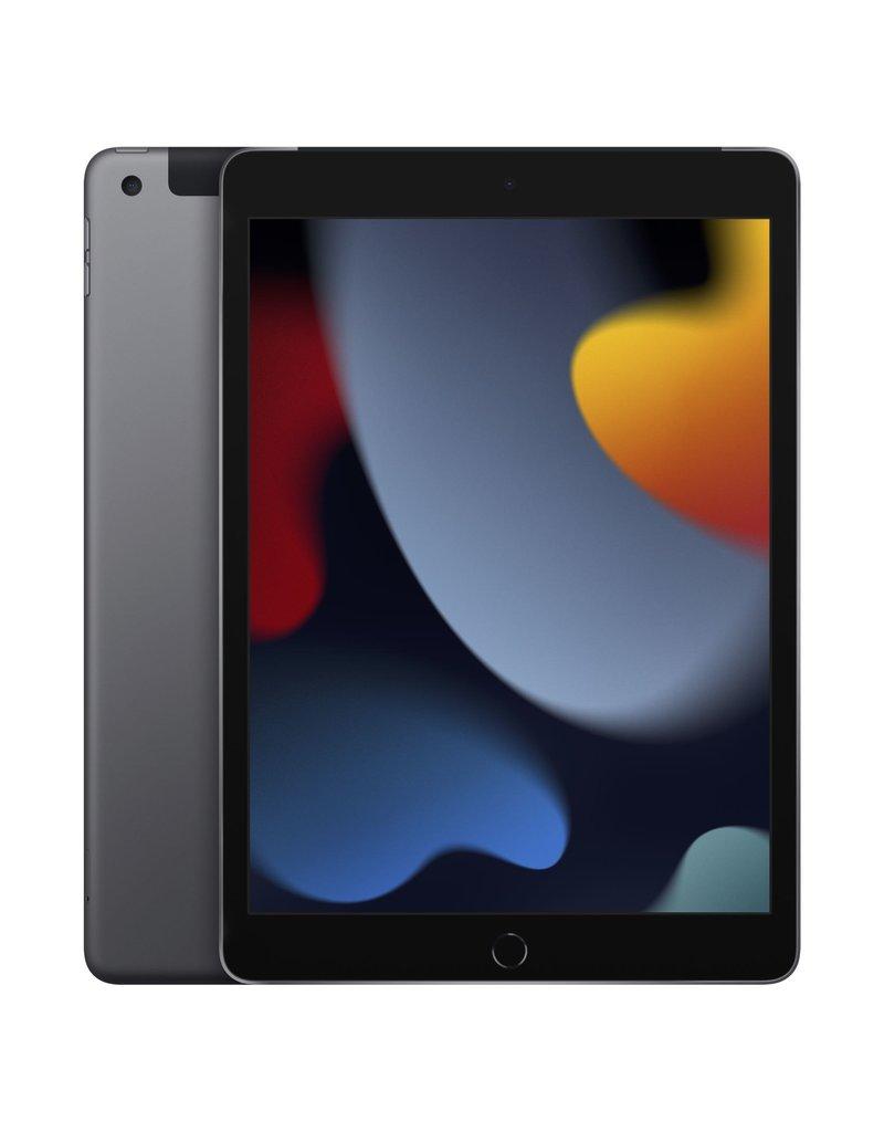 10.2-inch iPad Wi-Fi + Cellular 64GB - Space Grey 9th gen