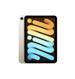 iPad Mini 6th Gen 64GB - Starlight Wi-Fi + Cellular