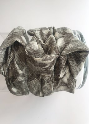 Knotted Stretch Snake Headband