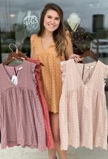 Crochet Lace Dress/Romper