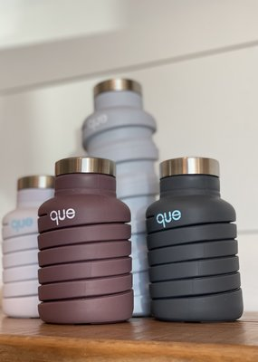 Que Collapsible Bottle