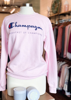 Champagne Breakfast Sweatshirt