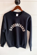 Overdressed Graphic Pullover