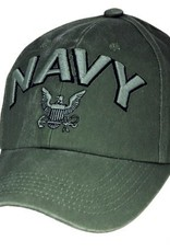 MidMil Navy Eagle Hat Olive Drab