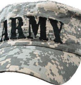 MidMil Army Flat Top Hat ACU