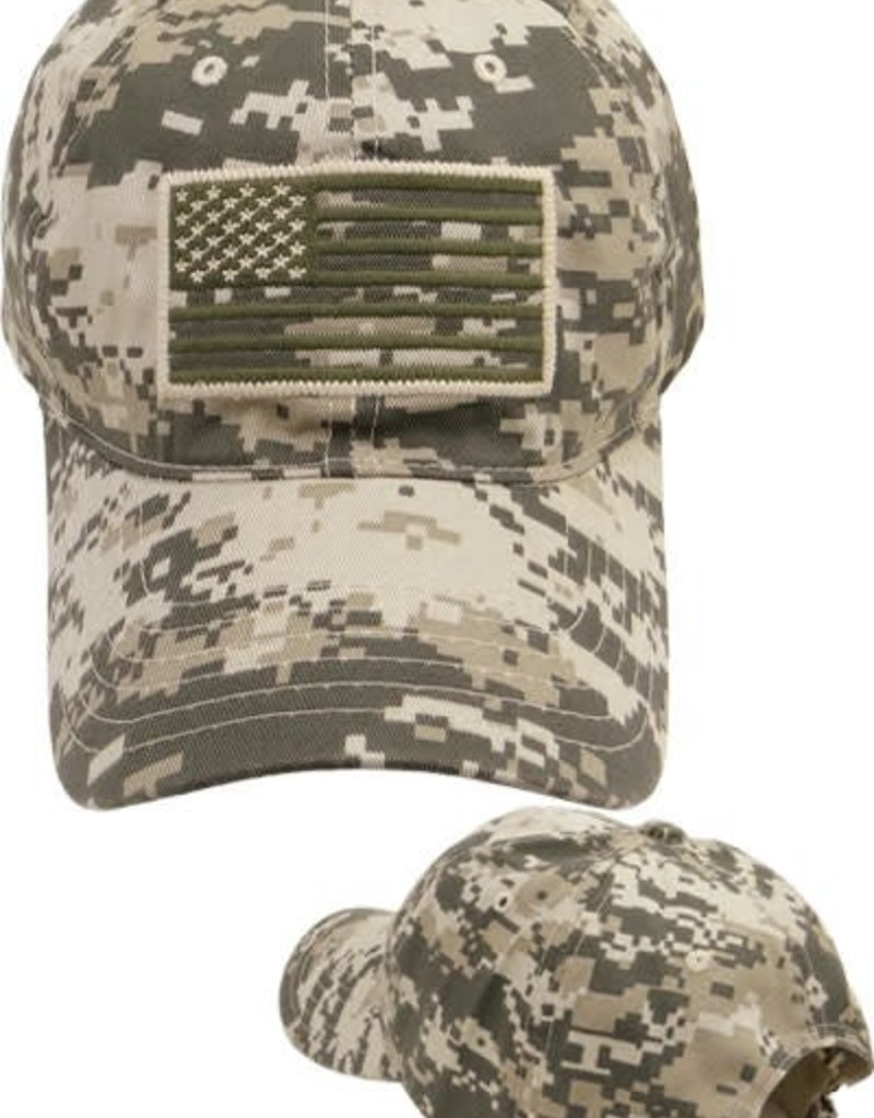 Subdued American Flag Hat ACU - Midtown Military 5751a3e4dfb