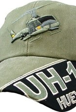 MidMil Army UH-1 Huey Helicopter Hat Olive Drab