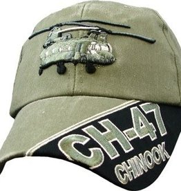 Army CH-47 Chinook Helicopter Hat Olive Drab