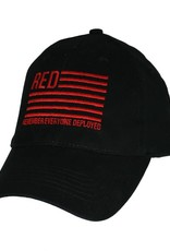 MidMil American Flag Red Friday Hat Black