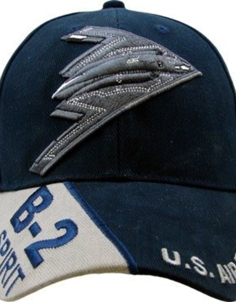 MidMil Air Force B-2 Spirit Hat Dark Blue