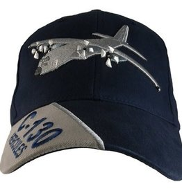 MidMil Air Force C-130 Hercules Hat Dark Blue